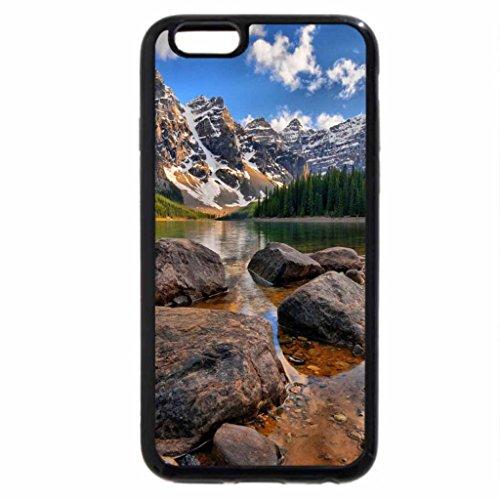 iPhone 3S/iPhone 6Coque (Noir) Plus un paradis