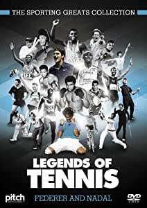 Legends of Tennis: Federer and [Import anglais]