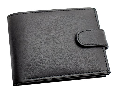 rasr-mens-soft-smooth-genuine-leather-wallet-with-zip-coin-pocket-and-id-window-black