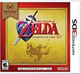 Nintendo Selects: The Legend of Zelda Ocarina of Time 3D by Nintendo