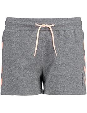 Hummel niña schwitzt Pantalones Cortos