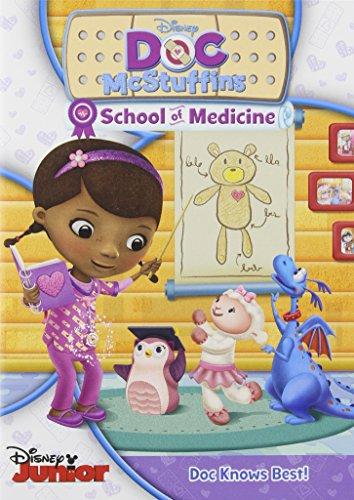Preisvergleich Produktbild Doc Mcstuffins: School Of Medicine / (Ws Dol) [DVD] [Region 1] [NTSC] [US Import]