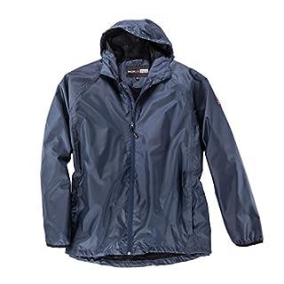 Abraxas leichte XXL Regenjacke blau, XL Größe:7XL