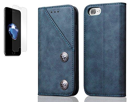 apple-iphone-7-plus2016-neu-design-hlle-mit-panzerglasisenpenk-bronze-linien-pattern-casual-outdoor-