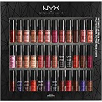 NYX Soft Matte Lip Cream Vault Set - 36 colors - NEW Limited Edition