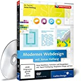 Modernes Webdesign - Das Praxis-Training mit Jonas Hellwig - Galileo Press