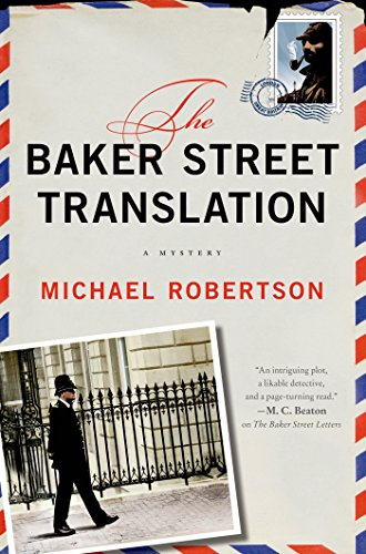 The Baker Street Translation: A Mystery (The Baker Street Letters Book 3) (English Edition)