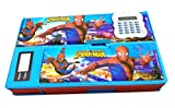 #8: Jiada Multipurpose Big Size Calculator Magnetic Pencil Box (For Boys)