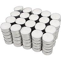 Hillfield 100 Teelichter im Flatpack oder Beutel (1 Set = 100 Stück)