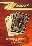 ZZ Top : Double Down Live 1990 - 2000 [Import italien]