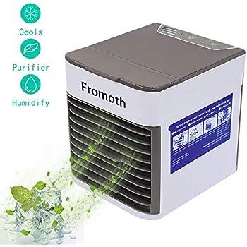 Climatiseur mobile refroidisseur d 39 air radiateur et - Mini climatiseur pour chambre ...