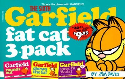 (GARFIELD FAT CAT THREE PACK VOLUME VI) BY Paperback (Author) Paperback Published on (09 , 1996)