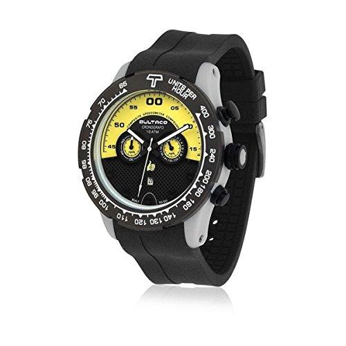 Bultaco H1PA48CSY1 - Reloj Unisex Negr