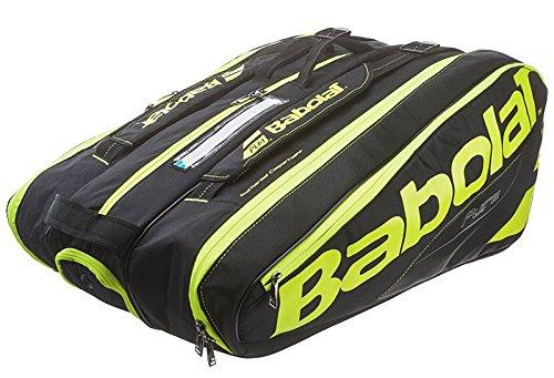 Babolat Racket Holder X 12 Pure Schlägertaschen, Schwarz, One size