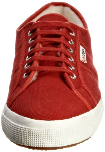 Superga 2750 Cobinu, Baskets mode mixte adulte Rouge  (Rot/Red)
