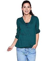 Be! Mama Umstandsshirt, Stillshirt mit Gummibund unten, Modell: FLORA