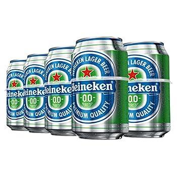 Heineken 00 Cerveza Pack de...
