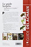 Image de Le guide herpéto - Amphibiens et reptiles d'Europe
