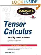 #8: Schaums Outline of Tensor Calculus (Schaum's Outlines)