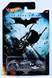 #2: Hot Wheels - Batman - Bat-Pod Black (2017)