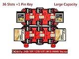 SHOPEE 36 Slots Memory Card Holder