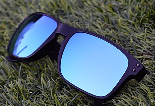 MZM Polarisierte Ersatzgläser für Oakley Holbrook (Ice Blue)
