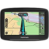 "TomTom Start 42 4.3"" inch Sat Nav with UK & Western European Maps and Lifetime Maps"