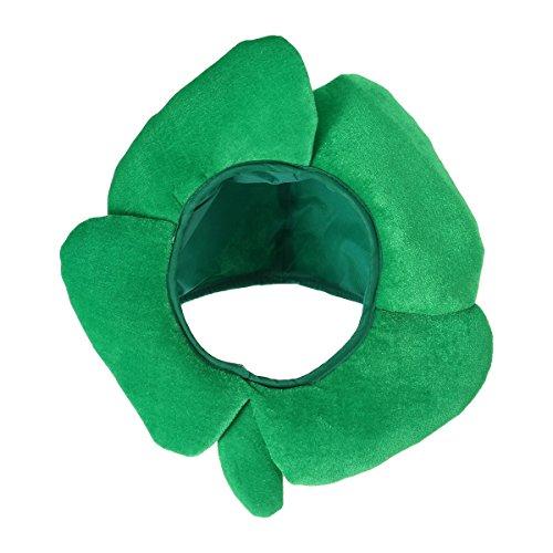 eshut Iren Kleeblatt Hut Irland St. Patrick Abendkleid Kostüm Zusatz für Partei Dekoration (Kostüme Von Irland)