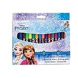 Disney Frozen Die Eiskönigin Filzstifte 18 Farben