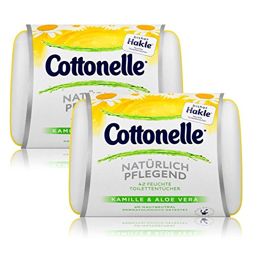 2-x-hakle-moist-towels-cotton-institutional-toilets-chamomile-aloe-vera-42-wipes-starter-set