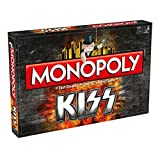 Monopoly Kiss - Property Trading Board Game - Gene Simmons and Paul Stanley Collectable