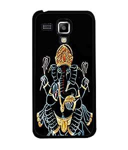 Fuson Designer Back Case Cover for Samsung Galaxy S3 Mini I8190 :: Samsung I8190 Galaxy S Iii Mini :: Samsung I8190N Galaxy S Iii Mini (designer font art craft caligraphy)