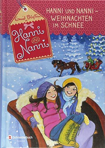Hanni und Nanni  Weihnachten im Schnee   Band 39