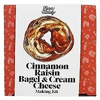 Farm Steady - Cinnamon Raisin Bagel & Cream Cheese Making Kit 175350