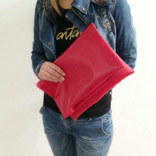 Zarapack, Poschette giorno donna (rosso)