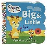 Best Baby Einstein Baby Learning Books - Big & Little (Baby Einstein) Review
