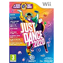 Just Dance 2020 (Nintendo Wii)