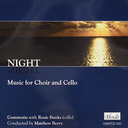 Cello Bank (Night-Works for Choir & Cello)