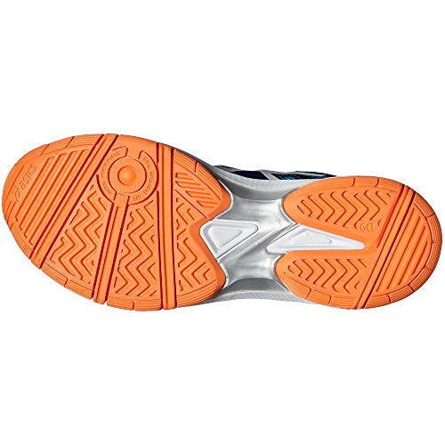 Asics Gel-Beyond Junior Scarpe Interne - SS17 blau / weiß / orange