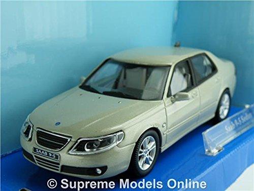 saab-9-5-model-car-saloon-143-pearl-issue-21311-262-junior-cararama-sedan-k8q