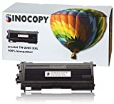 SinoCopy XXL Toner für Brother TN-2000 TN2000 für Brother HL-2030, HL-2040, HL-2050, MFC-7820N, MFC-7420, DCP-7010L