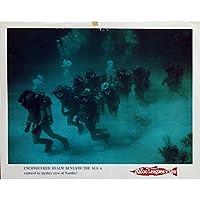 Mauvais Genres 20,000 LEAGUES UNDER THE SEA Lobby Card N1 11x14 in. - R1971 - Richard Fleischer, Kirk Douglas