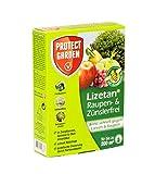 Protect Garden Lizetan® Raupen- & Zünslerfrei, Spritzmittel für schnelle und effektive Bekämpfung von schädlichen Larven und Raupen, 10 g für bis zu 200 m²