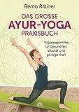 Das große Ayur-Yoga-Praxisbuch: Yogaprogramme für Gesundheit, Vitalität und geistige Kraft