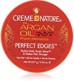 Creme of Nature, olio di argan, gel per punte perfette 63,7 g