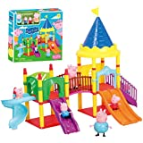Peppa Pig Pink Amusement Park Seesaw Children's Toys
