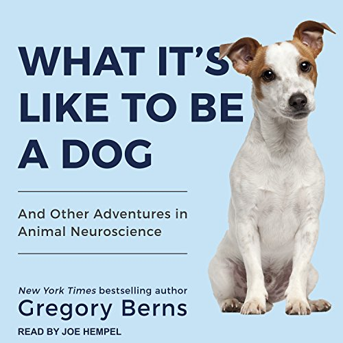 What It's Like to Be a Dog: And Other Adventures in Animal Neuroscience -