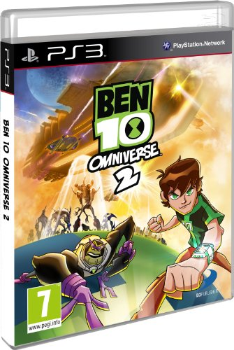 Image of Ben 10 Omniverse 2 (PS3)
