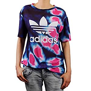 Adidas Tie Dye Tee - Men's Sports and Leisure T-Shirt