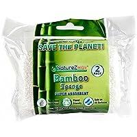 NatureZway Bamboo Sponge, 2-pack by NatureZwayTM preisvergleich bei billige-tabletten.eu
